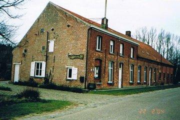 Foto van De Slagmolen, Lille, Foto: Robert Van Ryckeghem, 22.02.2004 | Database Belgische molens