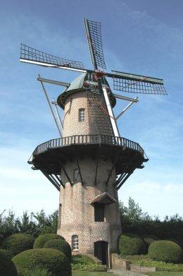 Foto van Zeldenrust, Viersel (Zandhoven), Foto: Donald Vandenbulcke, Staden, 26.07.2009 | Database Belgische molens