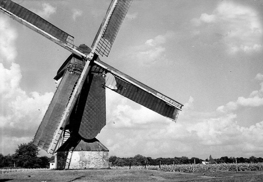 Foto van <p>Bergeneindmolen</p>, Vosselaar, Verzameling Ons Molenheem   Database Belgische molens
