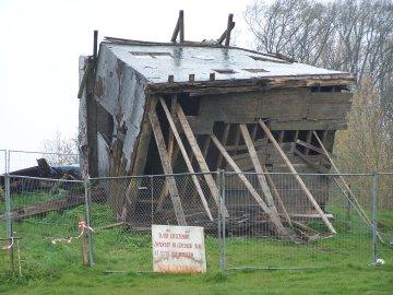 Foto van <p>Moulin de Thimougies</p>, Thimougies (Tournai), Foto: Stan Verelst, Edegem, 19.04.2008   Database Belgische molens