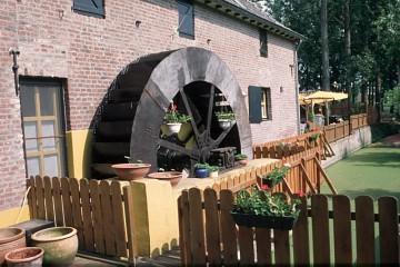 Foto van Kasteelmolen<br />Borghmolen, Kessenich (Kinrooi), Foto: Wim Jans | Database Belgische molens