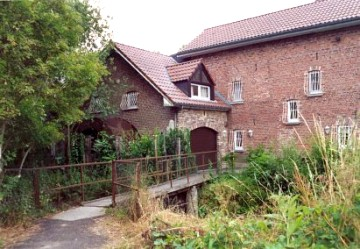 Foto van Daalmolen<br />Schaliemolen, Lauw (Tongeren), Foto: Jean-Paul Vingerhoed | Database Belgische molens