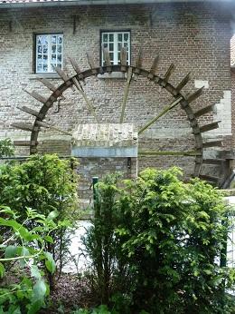 Foto van Hoogmolen, Lauw (Tongeren), Foto: Karel Maes   Database Belgische molens