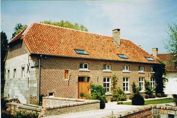 Foto van Hornemolen<br />Guvelingenmolen<br />Molen van Meesbroek, Sint-Truiden, Foto: Robert Van Ryckeghem | Database Belgische molens