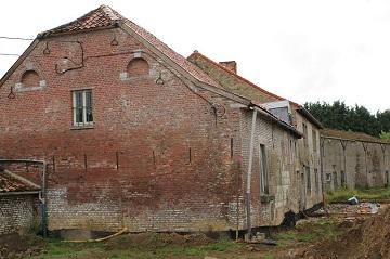 Foto van <p>Moulin Mathéi<br />Moulin de Hartenge</p>, Oleye (Waremme), Foto: Georges Huygen, 2016 | Database Belgische molens