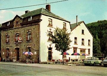 Foto van <p>Moulin Liffrange<br />Vieux Moulin</p>, Trois-Ponts, Carte postale. Editeur Lander, Eupen, 1970 | Database Belgische molens