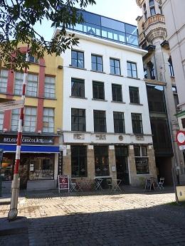 Foto van De Lelie<br />Molens Goethals, Gent, Foto: Marnix Bogaert, Marke, 26.09.2015 | Database Belgische molens