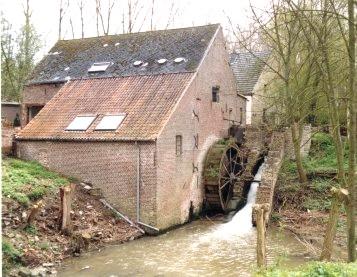Foto van Moldergemmolen<br />Maldergemmolen<br />Mechelse Koekoek, Sint-Denijs-Boekel (Zwalm), Foto: Jean-Paul Vingerhoed | Database Belgische molens