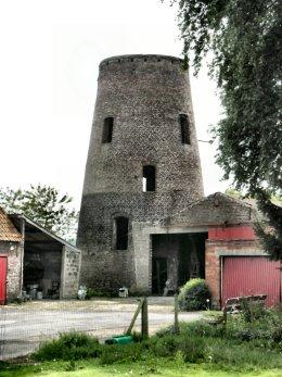 Foto van Baelkes molen<br />Steyaertsmolen, Ursel (Aalter), Foto: Donald Vandenbulcke, Staden   Database Belgische molens