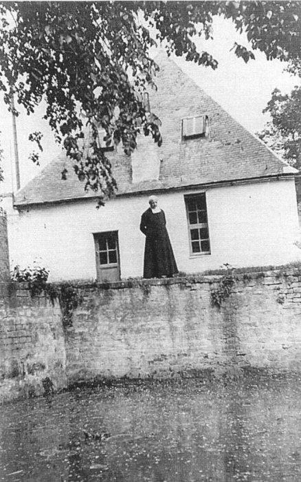 Foto van <p>Abdijmolen (watermolen)<br />Kloostermolen</p>, Groot-Bijgaarden (Dilbeek), Verzameling Ons Molenheem | Database Belgische molens